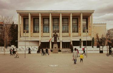 Casa de cultura Vasile Alecsandri